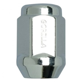 Gorilla Automotive® - Lifetime Acorn Bulge Cone Seat Wheel Lug Nut