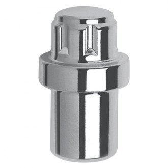 Gorilla Automotive® - Guard II™ Chrome Shank Seat Standard Mag Wheel Locks