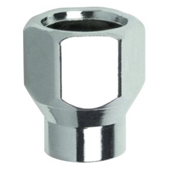 Gorilla Automotive® - Chrome Open End E-T/Ultra Seat Wheel Lug Nut