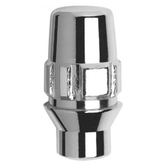 Gorilla Automotive® - Chrome E-T/Ultra Seat Wheel Locks