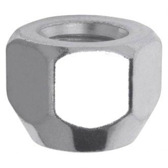 Gorilla Automotive® - Chrome Acorn Open End Cone Seat Wheel Lug Nut