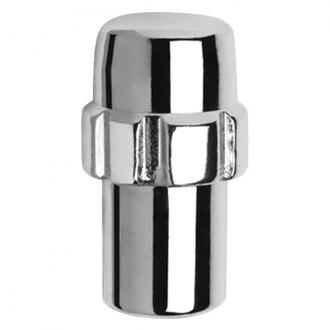 Gorilla Automotive® - Chrome Shank Seat Standard Mag Wheel Locks