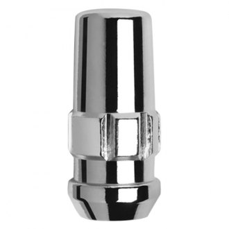 Gorilla Automotive® - Chrome Cone Seat Duplex Acorn Wheel Locks