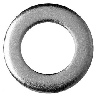 Gorilla Automotive® - Chrome Short Shank Center Hole Washers