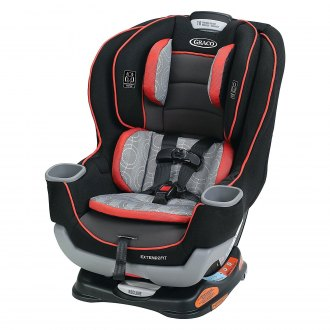 Graco Baby®   Extend2Fit™ Convertible Car Seat