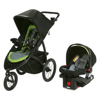 Graco Baby® - Road Master™ Jogging Travel System