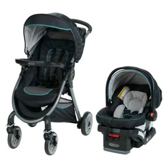 Graco Baby® - SnugRide™ SnugLock™ 35 Fast Action 2.0 Travel System