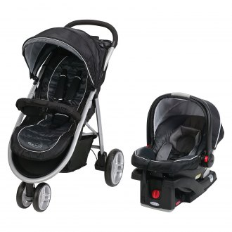 Graco Baby® - Aire3™ Gotham Style Click Connect Travel System