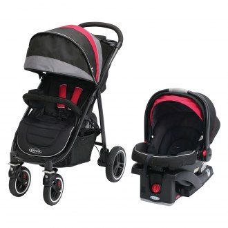Graco Baby® - Aire4™ Marco Style XT Travel System