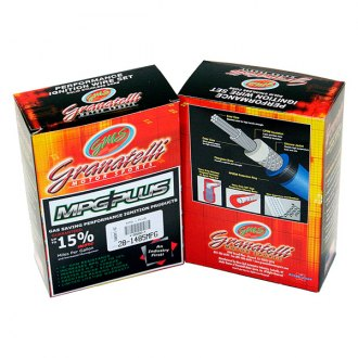 Granatelli Motor Sports® - Performance Spark Plug Wires