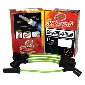 Granatelli Motor Sports® - MPG+ Spark Plug Wires