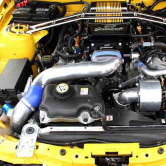 Granatelli Motor Sports® - Intercooled Single Turbo Kit