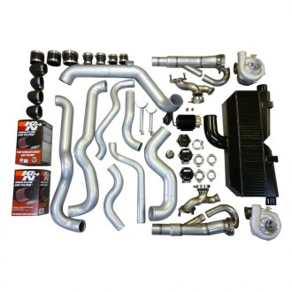Granatelli Motor Sports® - Intercooled Twin Turbo Kit