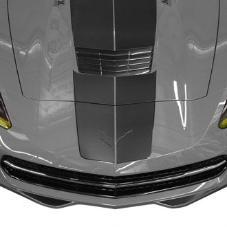 Granatelli Motor Sports® - Amber Decal Headlight Kit