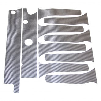 Granatelli Motor Sports® - Intake Runner And Valve Cover Decal Kit
