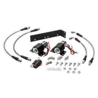 Granatelli Motor Sports® - Tire Fryer Line Lock Kit