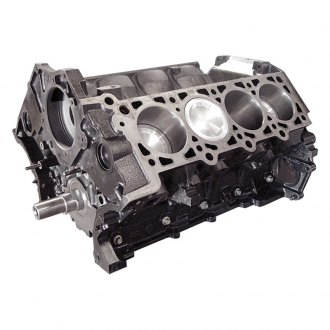 Granatelli Motor Sports® - Pro-Series Extreme Series 1500 HP 3V Aluminum Crate Engine Long Block with Full Race Port Heads