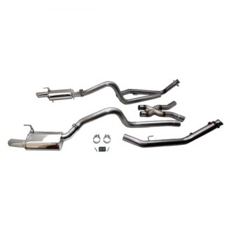 Granatelli Motor Sports® - Header-Back Exhaust System