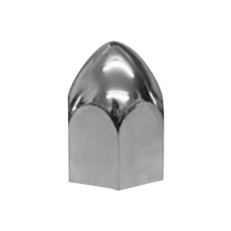 Grand General® - Chrome Plastic Nut Cover