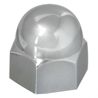 Grand General® - Zinc Acorn Push On Lug Nut Cover