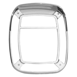 Grand General® - Chrome Tail Light Bezels