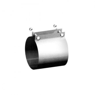 Grand Rock® - Stainless Steel Flexible Seal Exhaust Clamp
