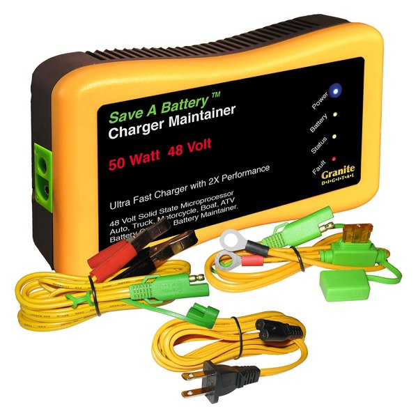 Granite Digital 174 2365 48 Save A Battery 48v 1 Charging