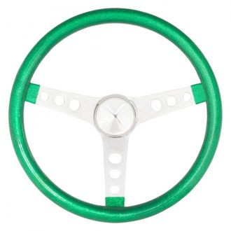 Grant® - 3-Spoke Metal Flake Series Steering Wheel
