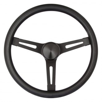 Grant® - 3-Spoke Slotted Design Classic Series Foam Steering Wheel