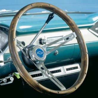 Grant® - Chevy Wood Clasic Style Steering Wheel