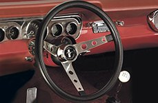 Grant® - Clasic Style Combination Steering Wheel - Ford Mustang