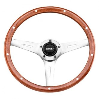 Grant® - Signature™ Collectors Edition Wood Steering Wheel