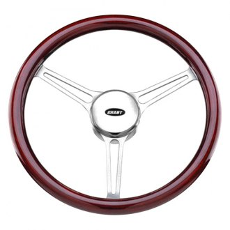 Grant® - Signature™ Sprint 3 Wood Steering Wheel
