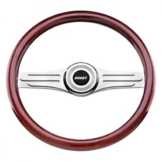 Grant® - Signature™ Deluxe Wood Steering Wheel