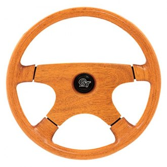 Grant® - 4-Spoke Wood Design Signature Style Steering Wheel