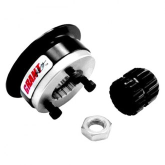 "Grant® - 3 Bolt Pattern Steering Wheel Quick Release Hub For Weld On 0.75"" Shaft"