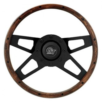 Grant® - Challenger Style Wood Steering Wheel