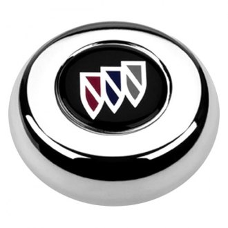 Grant® - Cast Classic / Challenger Style Horn Button with Buick Emblem