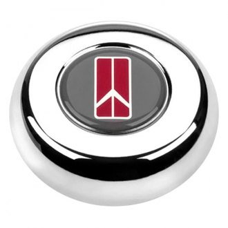 Grant® - Cast Classic / Challenger Style Horn Button with Oldsmobile Emblem