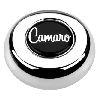 Grant® - Cast Classic / Challenger Style Horn Button with Camaro Emblem