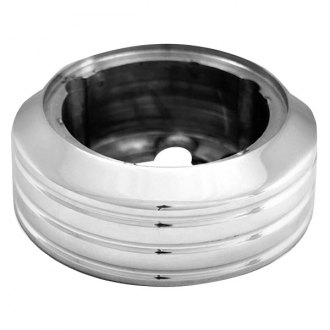 Grant® - Chrome Single Horn Button Billet Housing