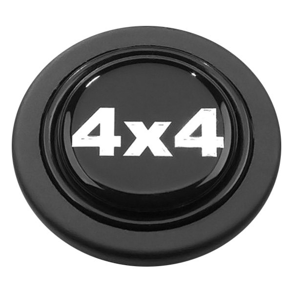 Grant® - Signature Style Horn Button with 4x4 Emblem