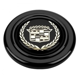 Grant® - Signature Style Horn Button with Cadillac Emblem