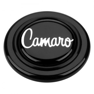Grant® - Signature Style Horn Button with Camaro Emblem
