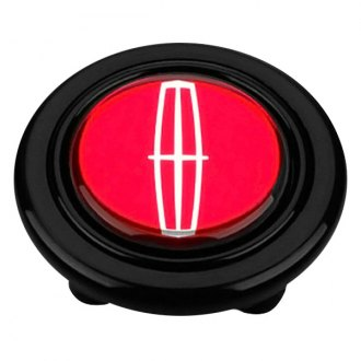 Grant® - Signature Style Horn Button with Lincoln Emblem