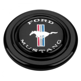 Grant® - Signature Style Horn Button with Ford Mustang Emblem