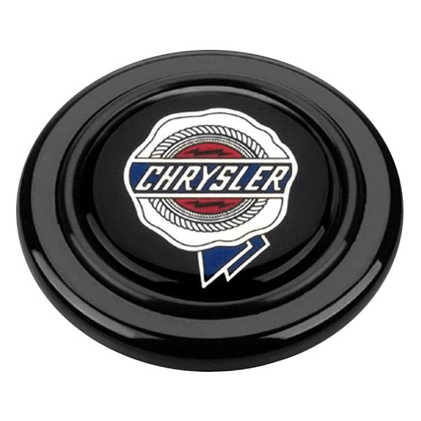 Grant® - Signature Style Horn Button with Chrysler Emblem