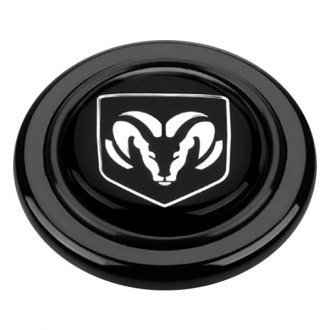 Grant® - Signature Style Horn Button with Dodge Emblem