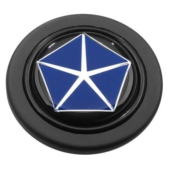 Grant® - Signature Style Horn Button with Chrysler Pentastar Emblem