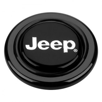 Grant® - Signature Style Horn Button with Jeep Emblem